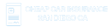 Logo - Cheap Car Insurance San Diego CA